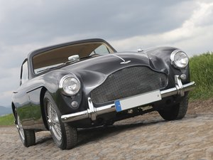 1957 Aston Martin DB24 Mk III