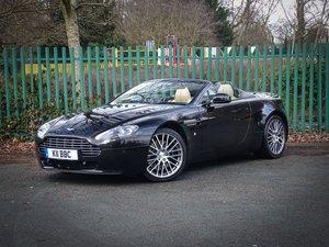 Aston Martin  VANTAGE  V8 ROADSTER 4.7 V8 CABRIOLET 2010 FAC