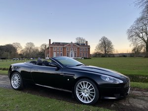2008 Aston Martin DB9 1 OWNER 14,000 MILES FASH For Sale