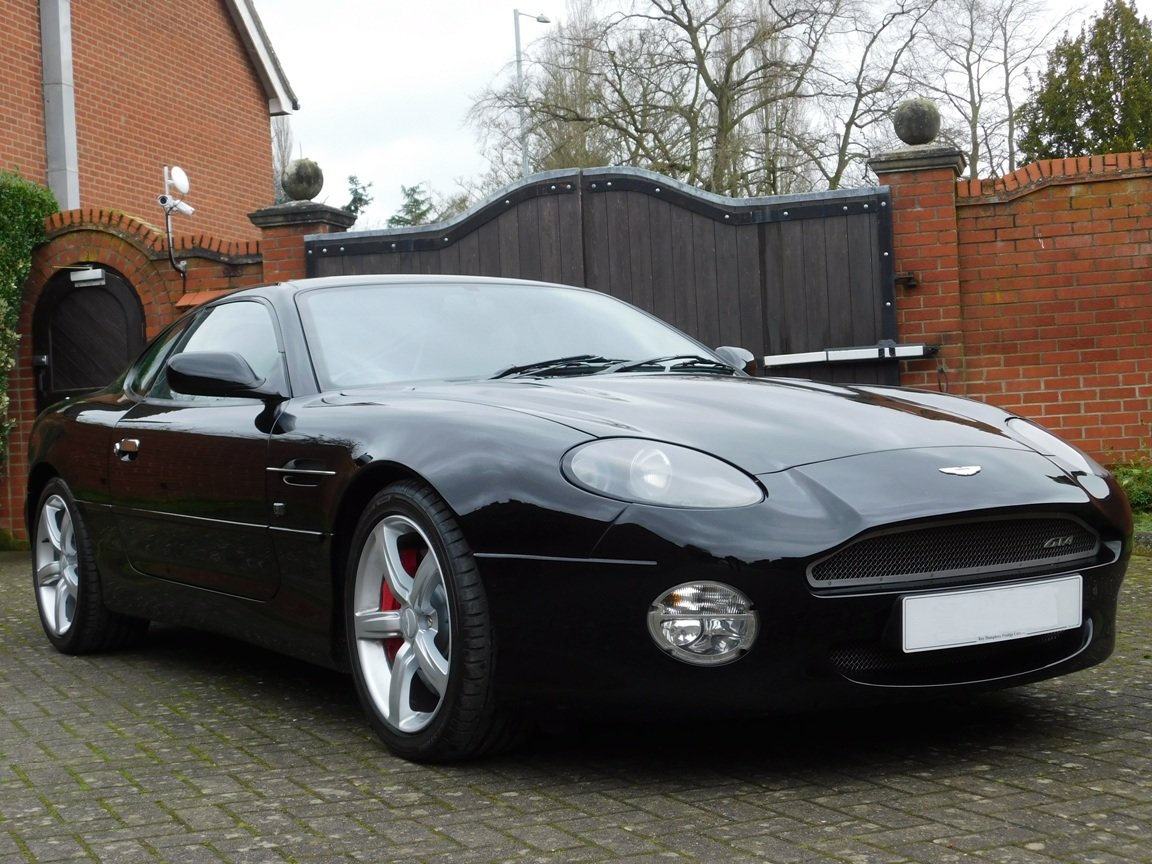 2003 Aston Martin DB7 GTA For Sale (picture 1 of 18)