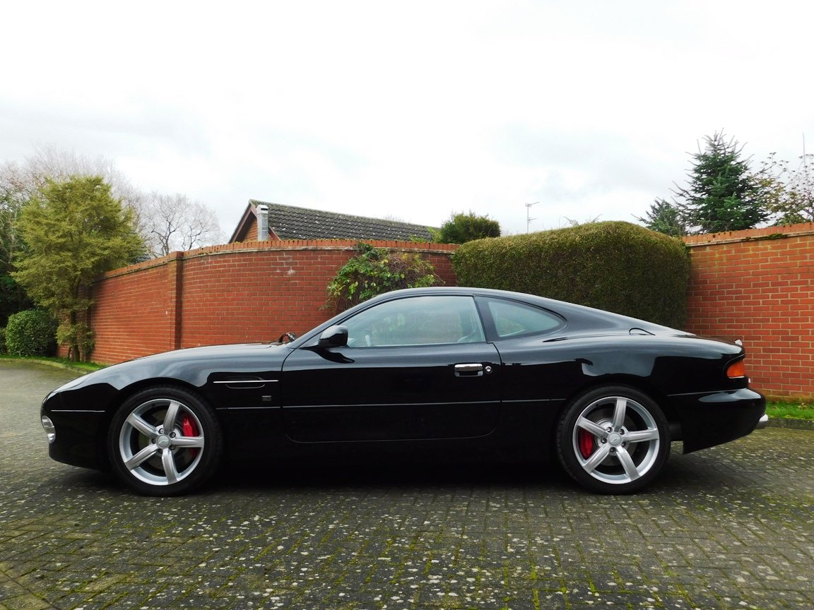 2003 Aston Martin DB7 GTA For Sale (picture 4 of 18)