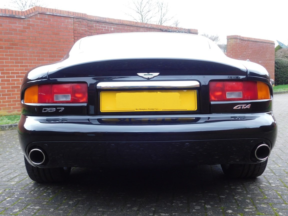 2003 Aston Martin DB7 GTA For Sale (picture 5 of 18)
