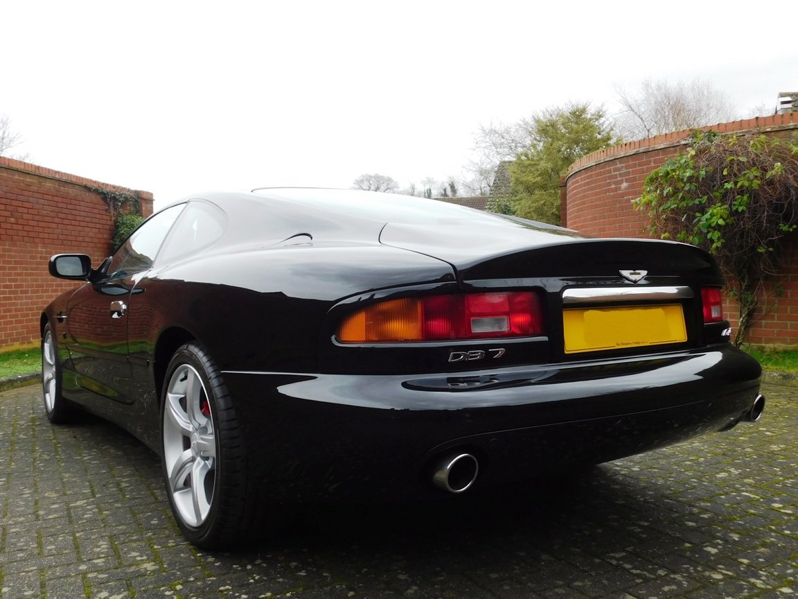 2003 Aston Martin DB7 GTA For Sale (picture 6 of 18)