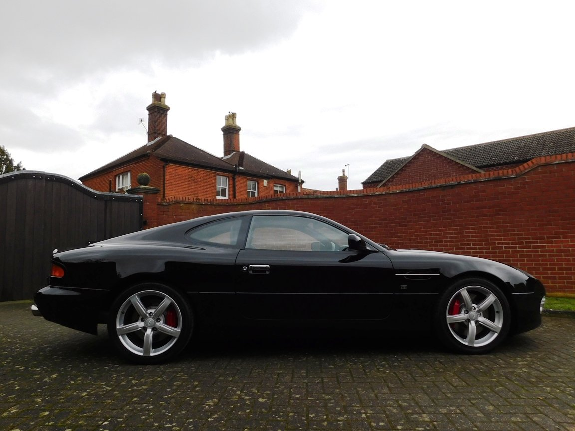 2003 Aston Martin DB7 GTA For Sale (picture 8 of 18)