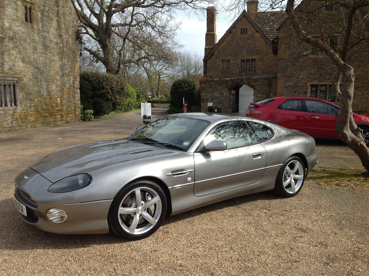 2003 Aston Martin DB7 GTA For Sale (picture 1 of 6)