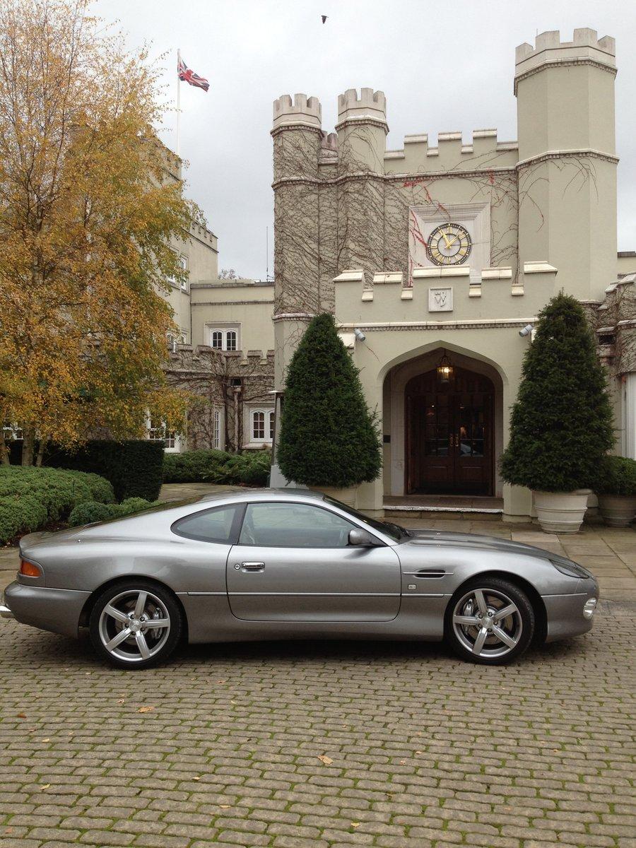 2003 Aston Martin DB7 GTA For Sale (picture 2 of 6)