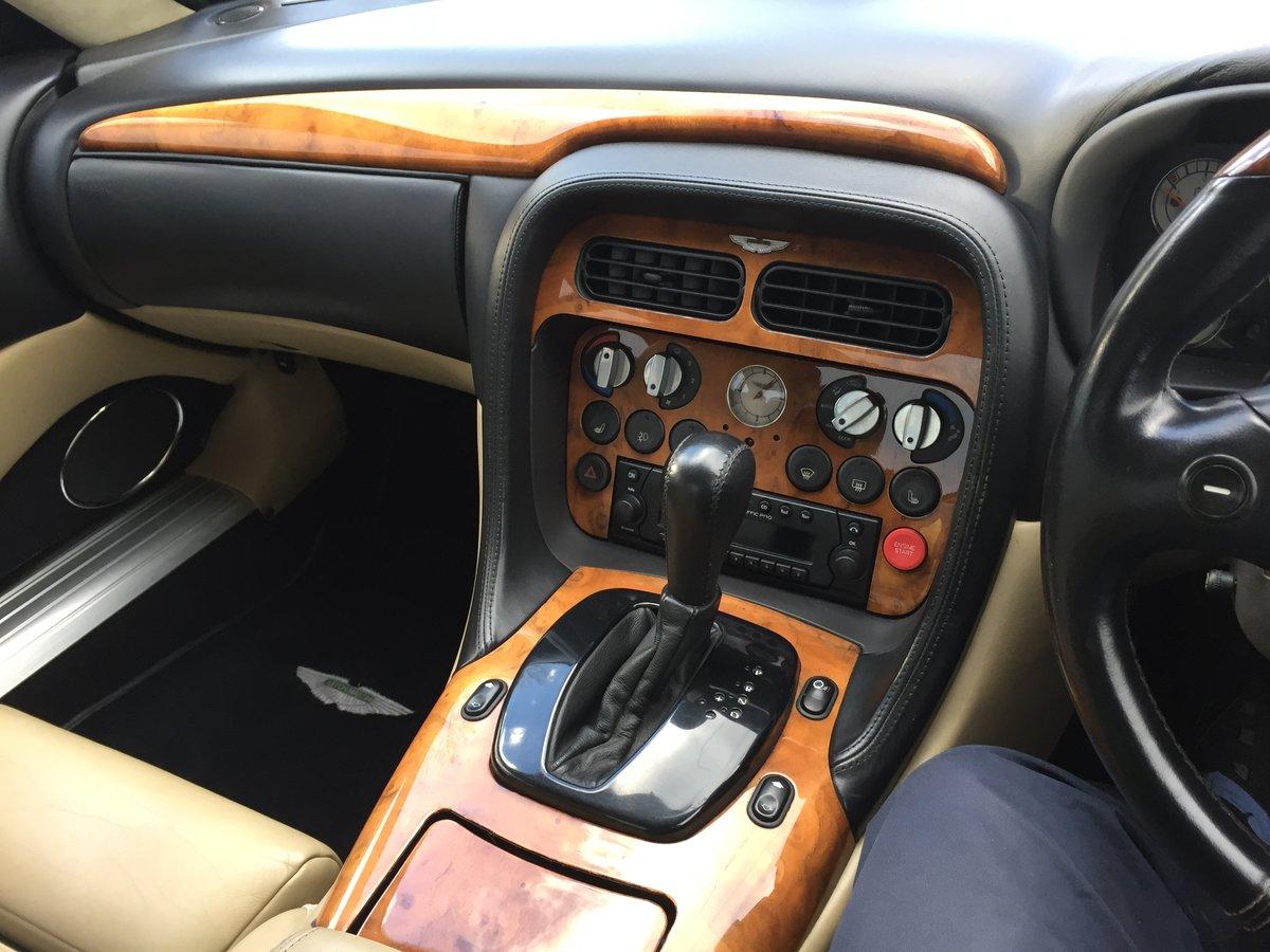 2003 Aston Martin DB7 GTA For Sale (picture 3 of 6)