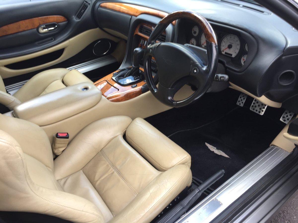 2003 Aston Martin DB7 GTA For Sale (picture 4 of 6)