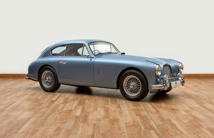 1955 Aston Martin DB2/4 Saloon For Sale (picture 1 of 6)