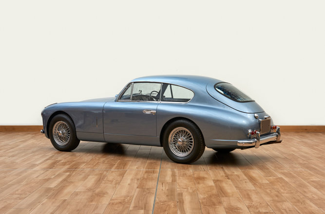 1955 Aston Martin DB2/4 Saloon For Sale (picture 2 of 6)