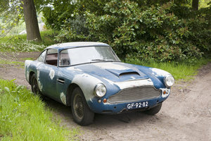 1959 LHD  DB4, 5th car made EX Geneva Show Car SOLD
