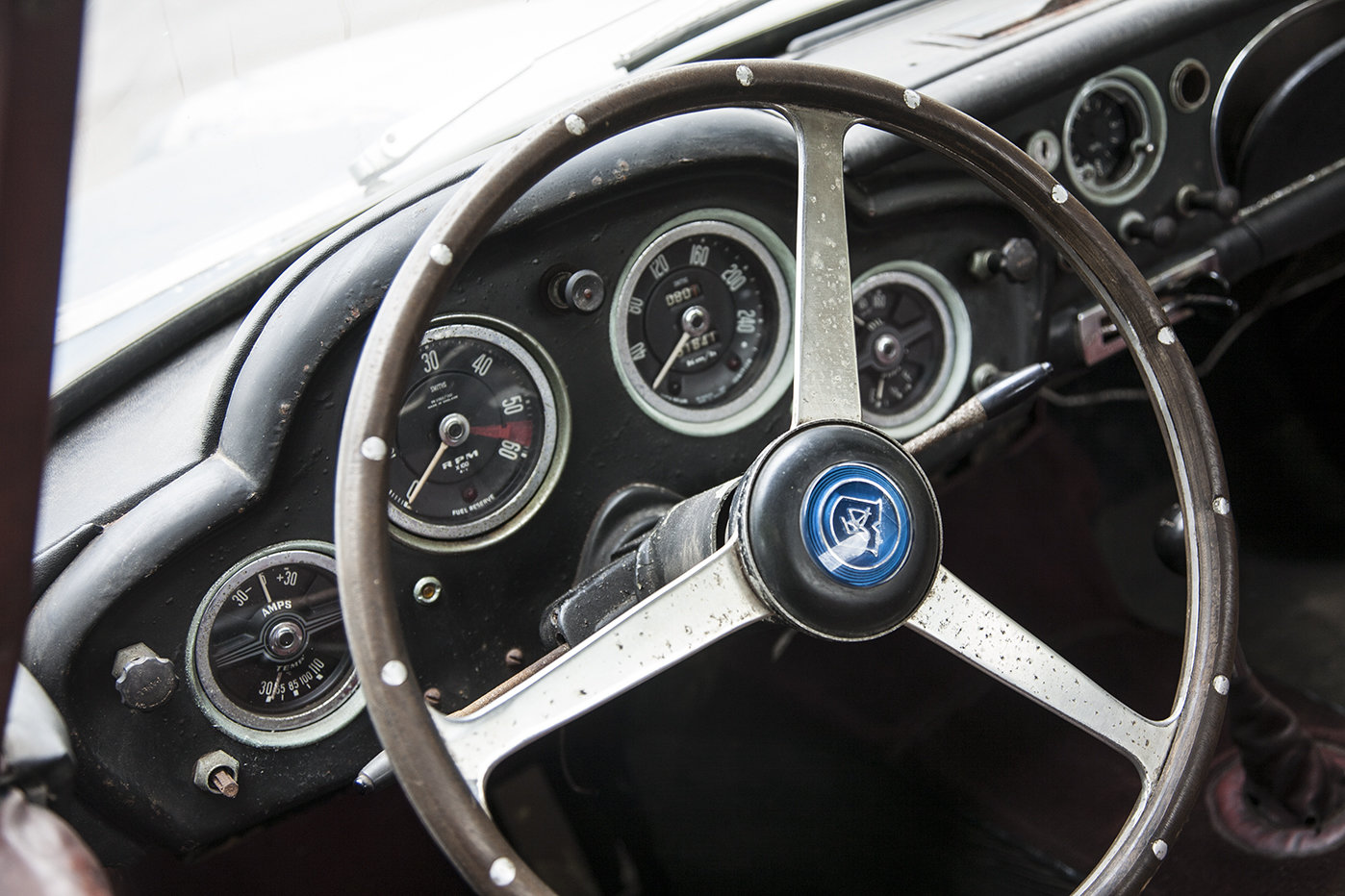 1959 LHD  DB4, 5th car made EX Geneva Show Car For Sale (picture 2 of 6)