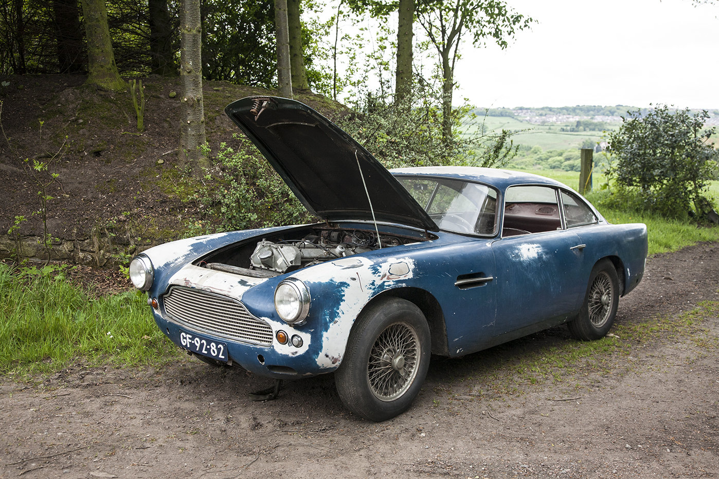 1959 LHD  DB4, 5th car made EX Geneva Show Car For Sale (picture 4 of 6)