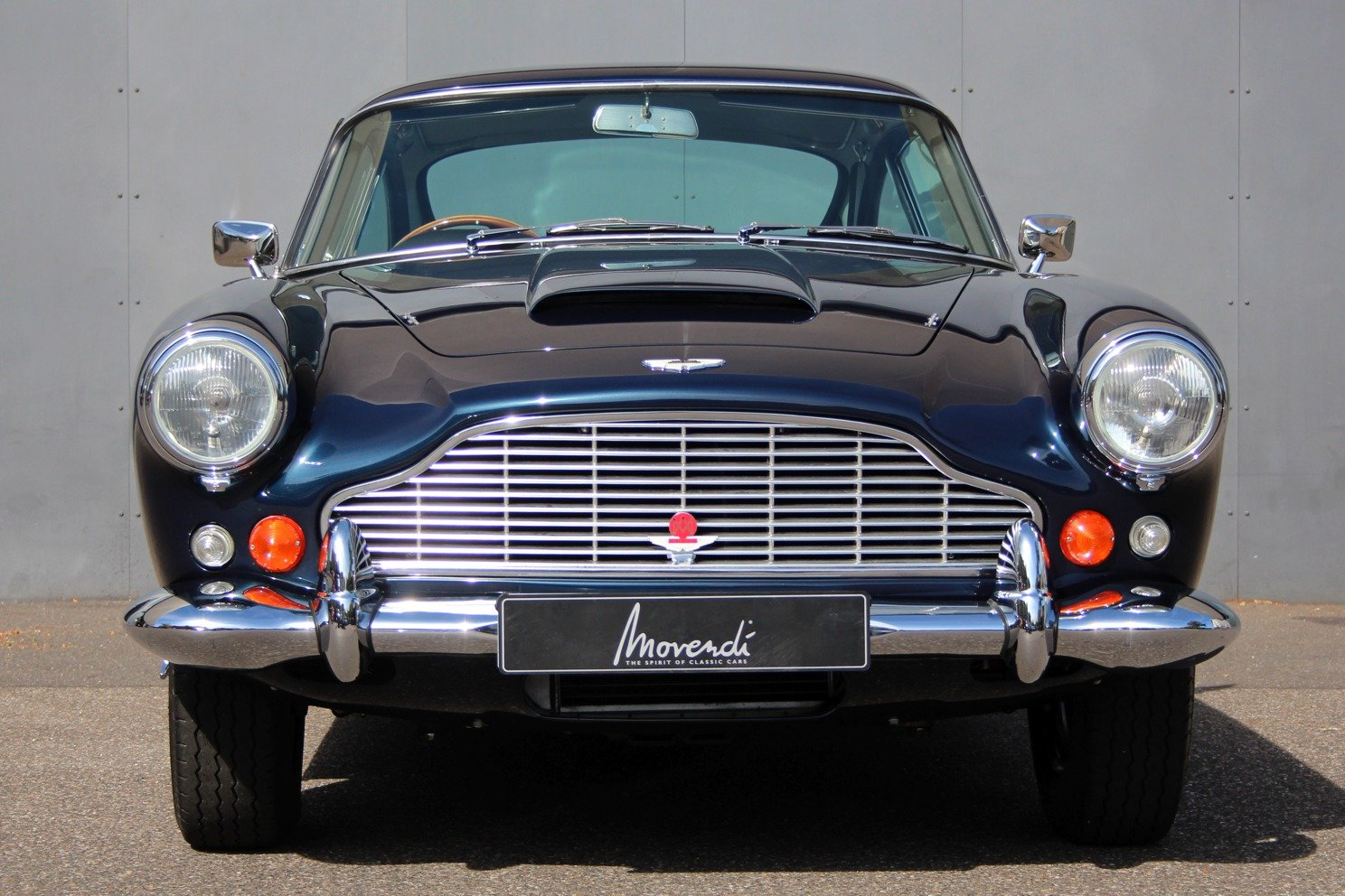 1963 Aston Martin DB4 Series V RHD - Ex. Victor Gaunlett For Sale (picture 6 of 6)