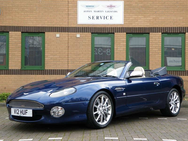 2002 DB7 Vantage Volante Jubilee For Sale (picture 1 of 6)