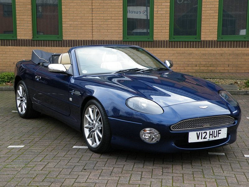 2002 DB7 Vantage Volante Jubilee For Sale (picture 2 of 6)