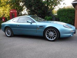 1995 Aston Martin DB7 I6 Coupe Auto at ACA 25th January