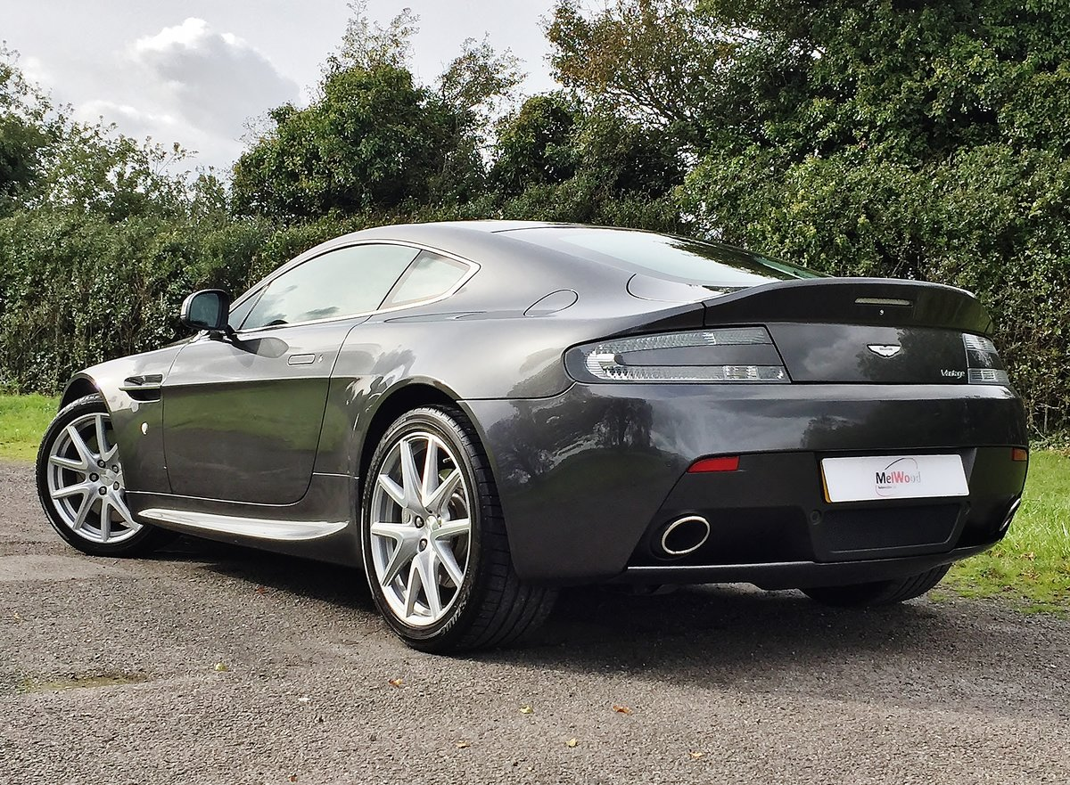 2013 ASTON MARTIN V8 VANTAGE COUPE 4.7 For Sale (picture 2 of 6)