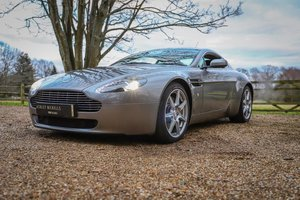EXCLUSIVE ASTON MARTIN MAIN DEALER HISTORY - IMMACULATE