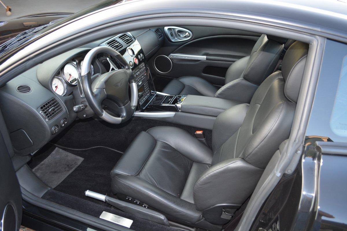 2001 Aston Martin Vanquish (LHD) 5720 miles Germam Reg. For Sale (picture 2 of 4)
