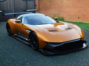 2015 Aston Martin Vulcan For Sale