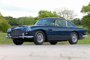 Aston Martin DB5 Remarkably original with 54,431 miles