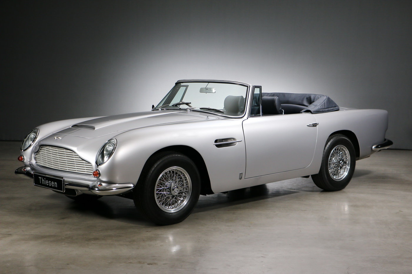 1965 Aston Martin DB 5 Convertible RHD For Sale (picture 1 of 6)