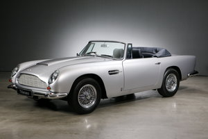 1965 Aston Martin DB 5 Convertible RHD For Sale