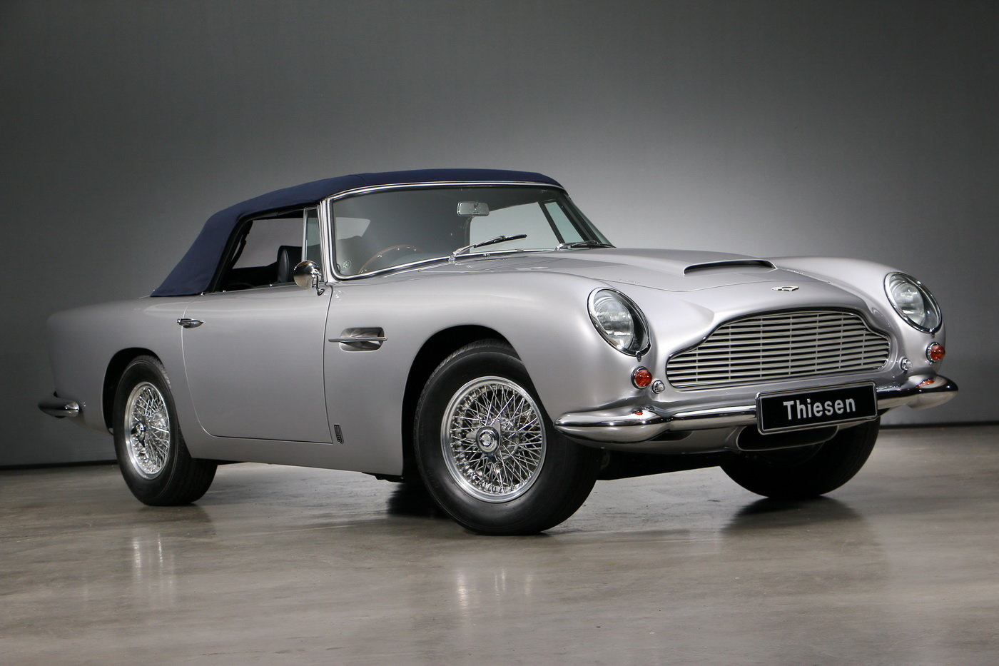 1965 Aston Martin DB 5 Convertible RHD For Sale (picture 2 of 6)