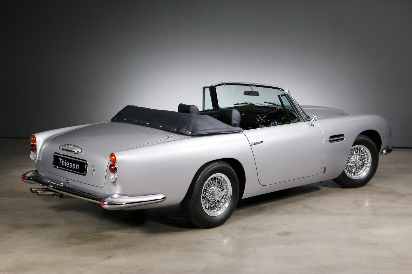1965 Aston Martin DB 5 Convertible RHD For Sale (picture 4 of 6)