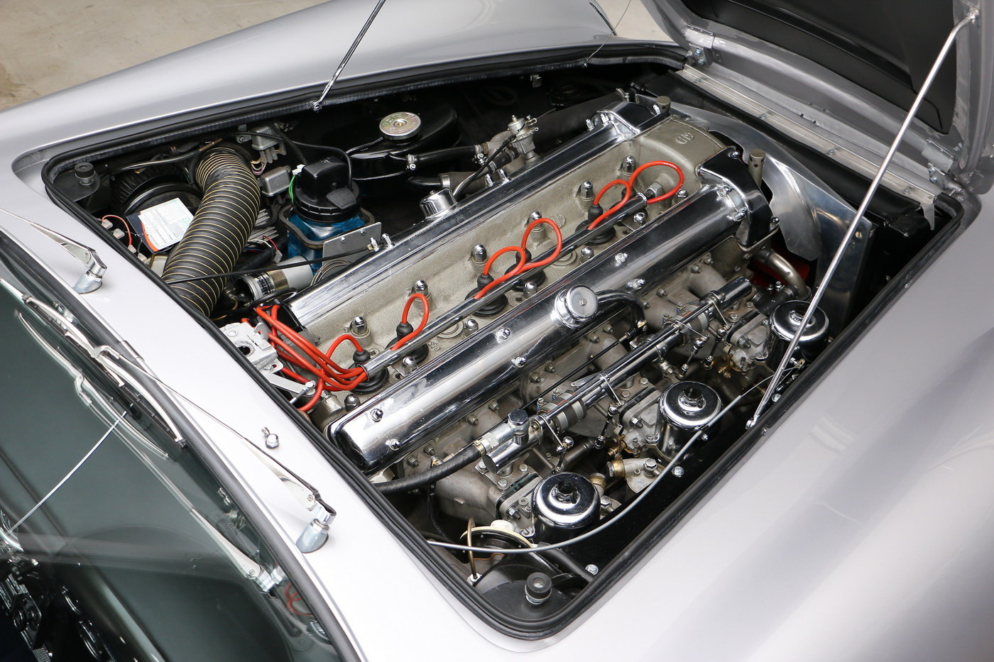 1965 Aston Martin DB 5 Convertible RHD For Sale (picture 6 of 6)
