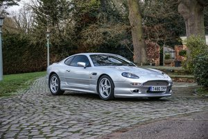 1999 Aston Martin DB7 i6 Dunhill Limited Edition For Sale