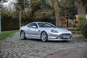 1999 Aston Martin DB7 i6 Dunhill Limited Edition
