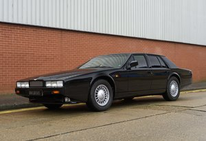 1989 Aston Martin Lagonda Series 4 Saloon (RHD) For Sale