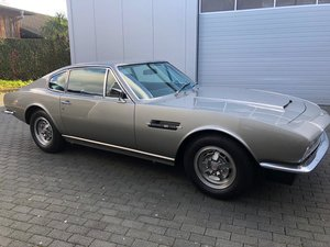 1971 Aston Martin DBS Delivered to The King of Jordan 1971