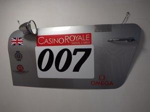 1964 007 Aston Martin DB5 Replica Door Panel For Sale
