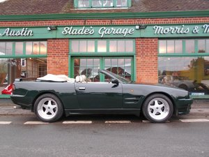 1996 Aston Martin Virage Volante Wide Body  For Sale