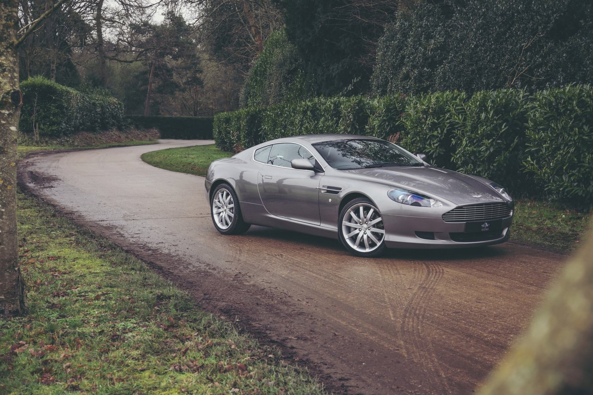 2007 Aston Martin DB9 Coupe For Sale (picture 1 of 14)