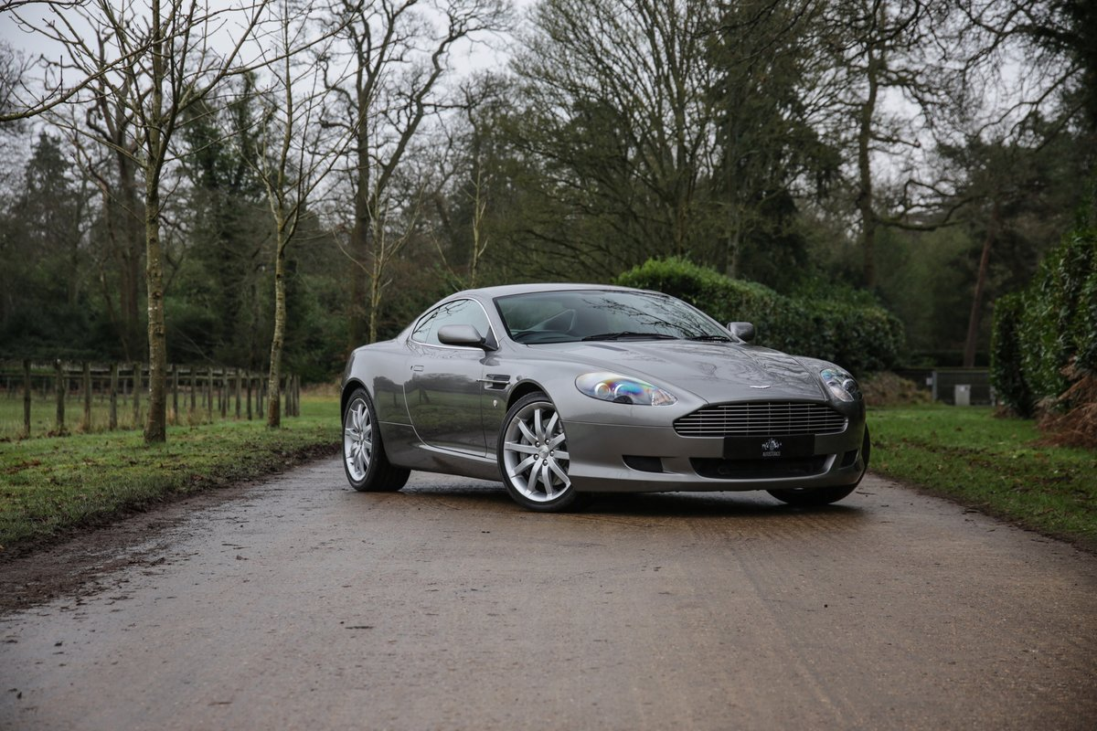 2007 Aston Martin DB9 Coupe For Sale (picture 2 of 14)