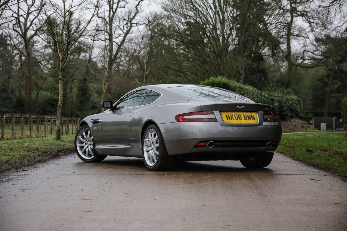 2007 Aston Martin DB9 Coupe For Sale (picture 3 of 14)
