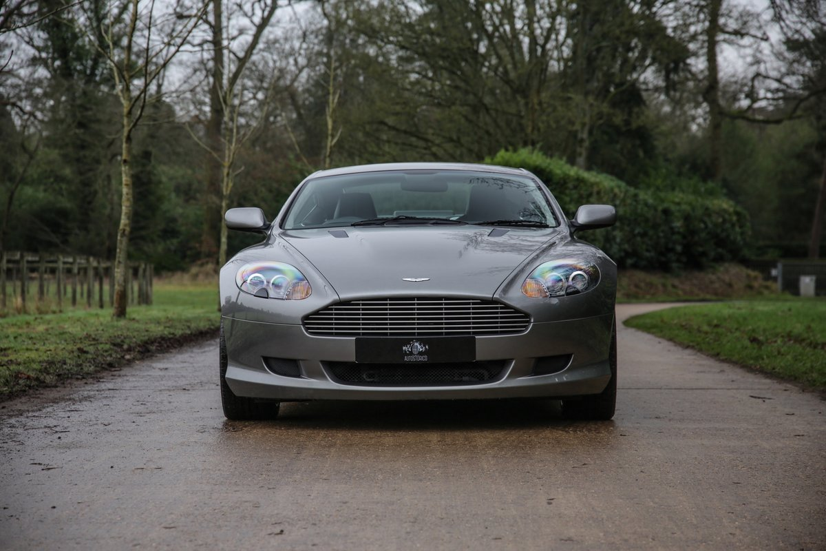 2007 Aston Martin DB9 Coupe For Sale (picture 4 of 14)