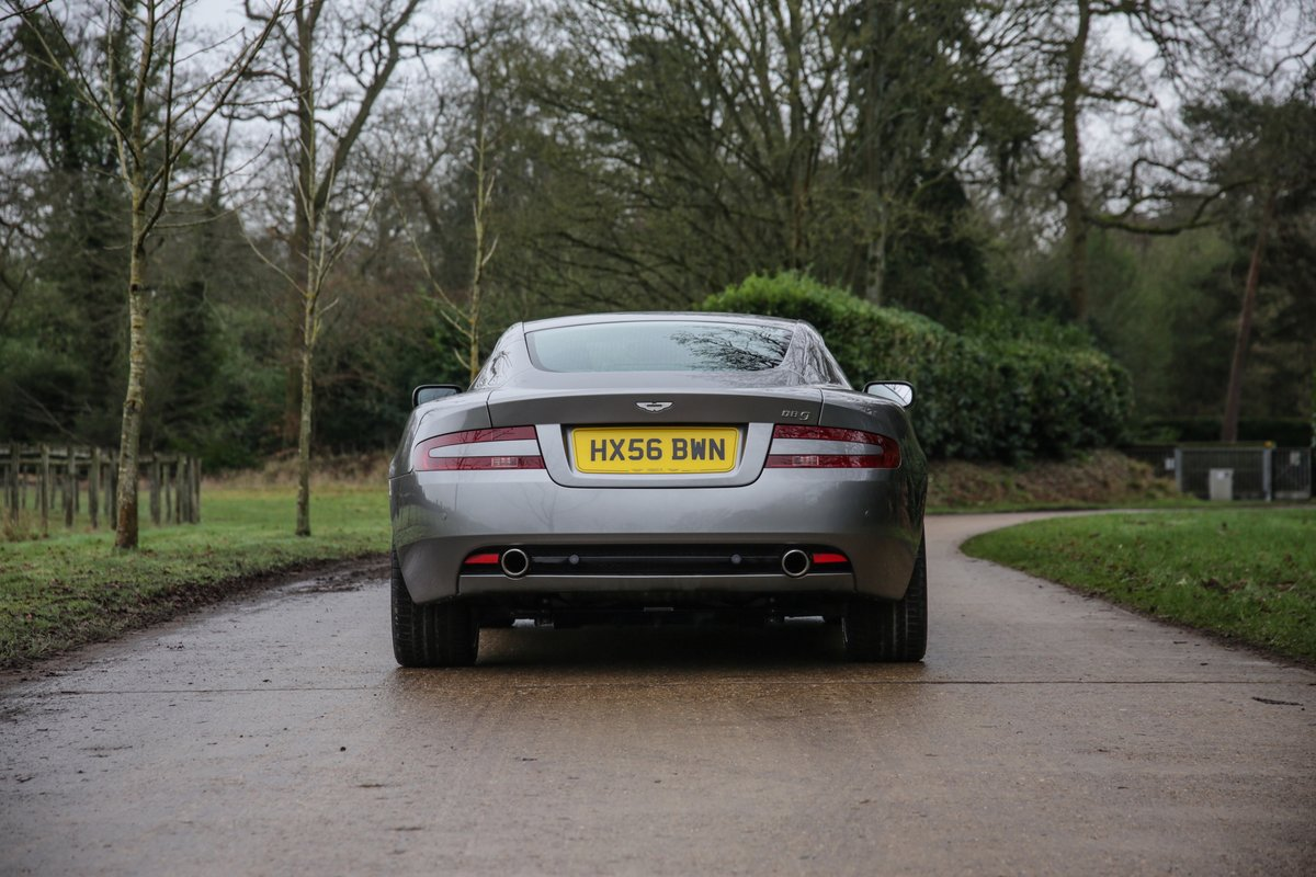 2007 Aston Martin DB9 Coupe For Sale (picture 5 of 14)