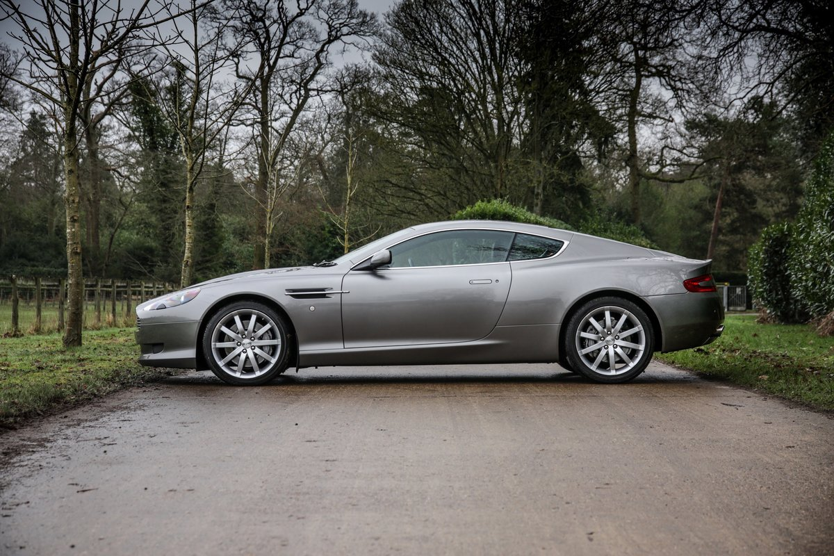 2007 Aston Martin DB9 Coupe For Sale (picture 6 of 14)