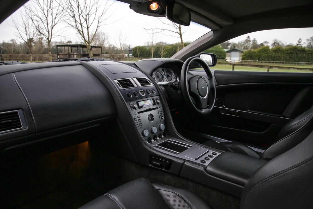 2007 Aston Martin DB9 Coupe For Sale (picture 8 of 14)