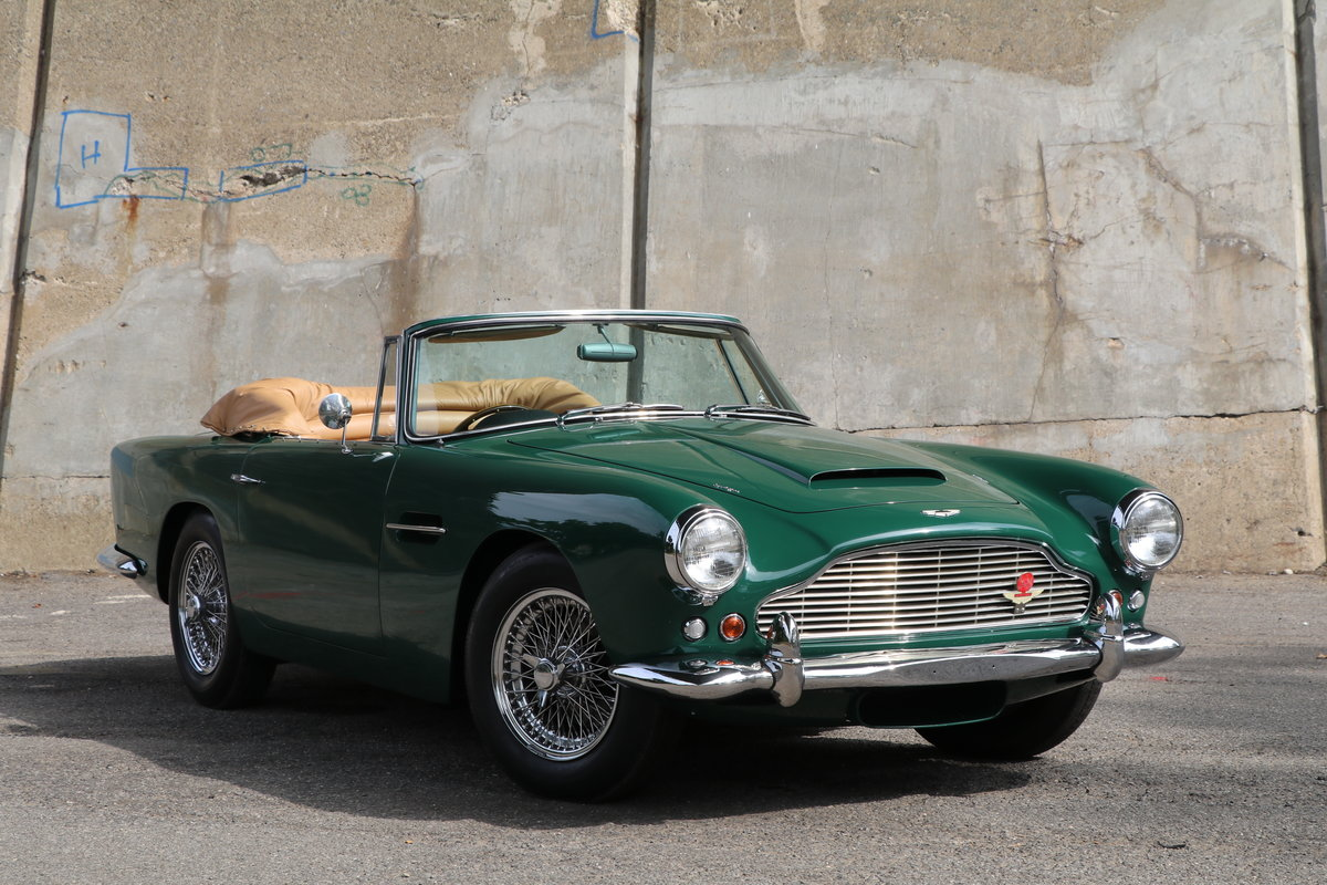 # 21965 ??1962 Aston Martin DB4C For Sale (picture 1 of 6)