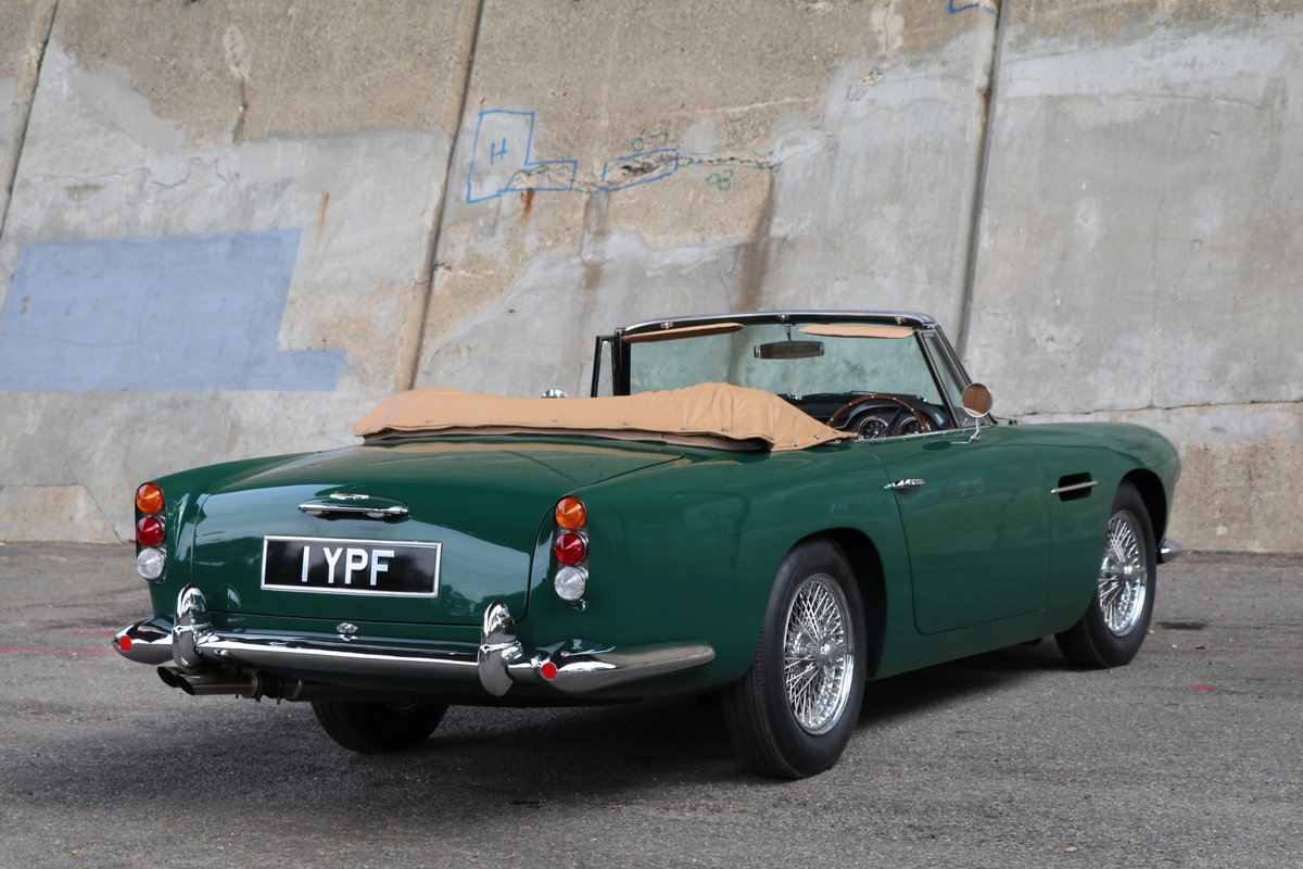 # 21965 ??1962 Aston Martin DB4C For Sale (picture 3 of 6)