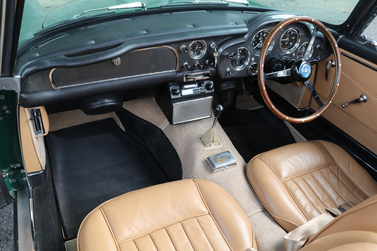 # 21965 ??1962 Aston Martin DB4C For Sale (picture 5 of 6)