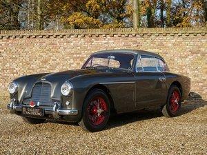 1957 Aston Martin DB2/4 MK2 fixed head coupé by Tickford