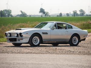 1977 Aston Martin V8 Vantage Bolt-On Fliptail  For Sale by Auction