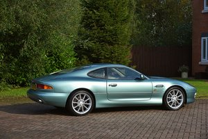 2000 ASTON MARTIN DB7 VANTAGE 6.0 V12 MANUAL (6spd)  For Sale